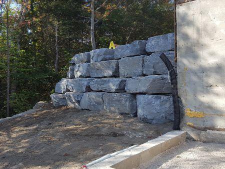 murs de sout nement et marches de pierres naturelles dans les laurentides et la rive nord. Black Bedroom Furniture Sets. Home Design Ideas